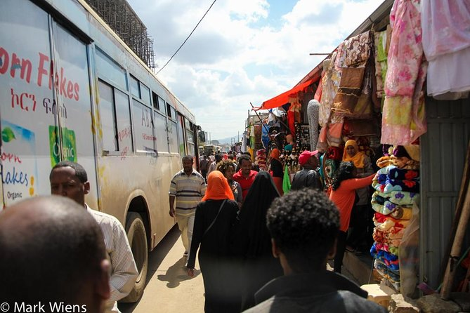 one day Addis Ababa city tours with testing tradition dish