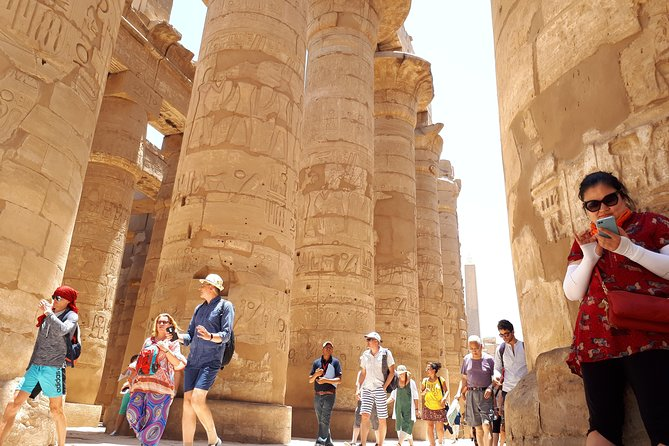 Day Tour from Airport to Luxor Monuments Include Lunch Transfers Entry Guide photo 21