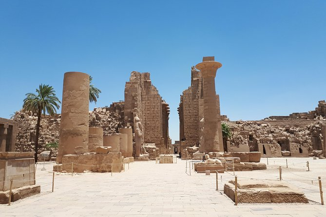 Day Tour from Airport to Luxor Monuments Include Lunch Transfers Entry Guide photo 8