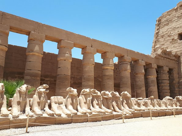 Day Tour from Airport to Luxor Monuments Include Lunch Transfers Entry Guide photo 13