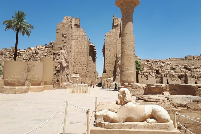 Day Tour from Airport to Luxor Monuments Include Lunch Transfers Entry Guide photo 22