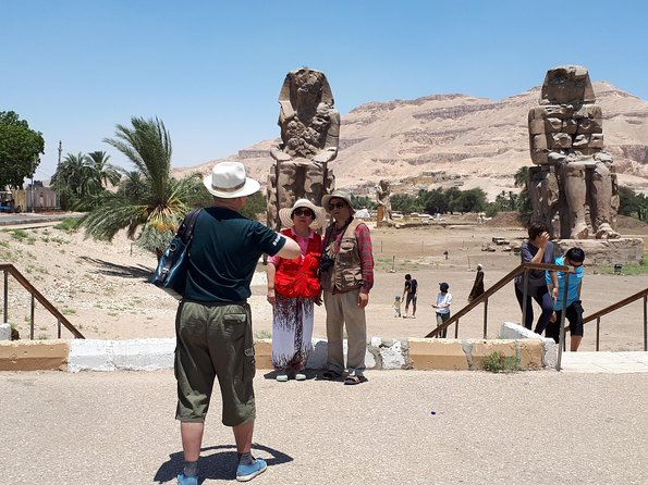 Day Tour from Airport to Luxor Monuments Include Lunch Transfers Entry Guide photo 3