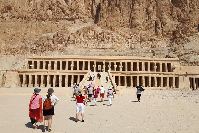 Day Tour from Airport to Luxor Monuments Include Lunch Transfers Entry Guide photo 9