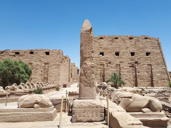 Day Tour from Airport to Luxor Monuments Include Lunch Transfers Entry Guide photo 19