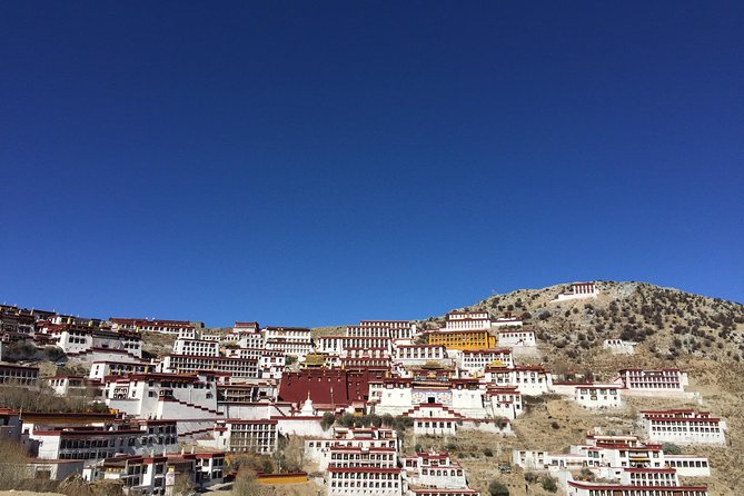4 day Lhasa city with day trip to Ganden monastery
