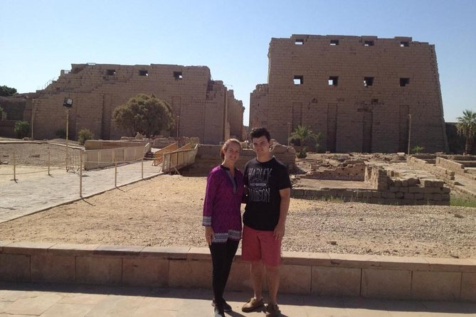 guided trip to Luxor East bank Karnak temple Luxor Temple luxor hotels