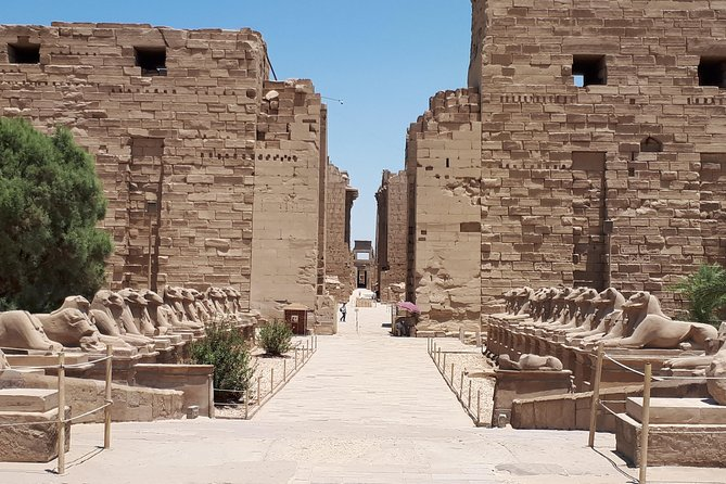 Day Tour from Airport to Luxor Monuments Include Lunch Transfers Entry Guide photo 11