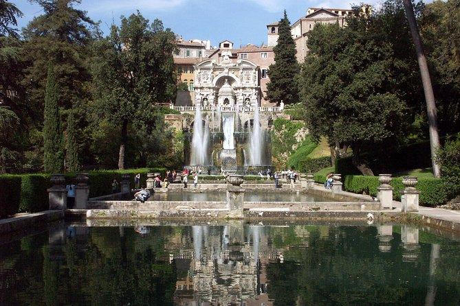 Private Transfer: Rome City to Tivoli and vice versa