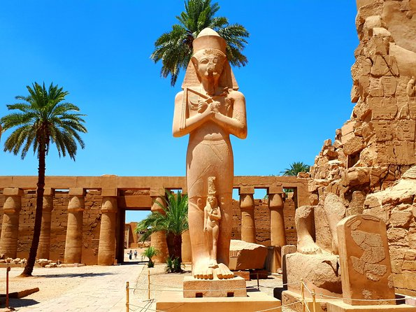 Day Tour from Airport to Luxor Monuments Include Lunch Transfers Entry Guide photo 23