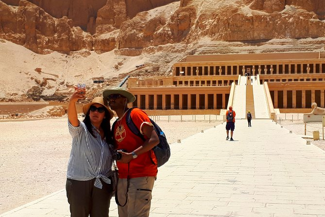 Day Tour from Airport to Luxor Monuments Include Lunch Transfers Entry Guide photo 18