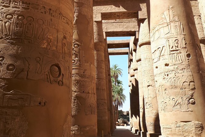 Day Tour from Airport to Luxor Monuments Include Lunch Transfers Entry Guide photo 6