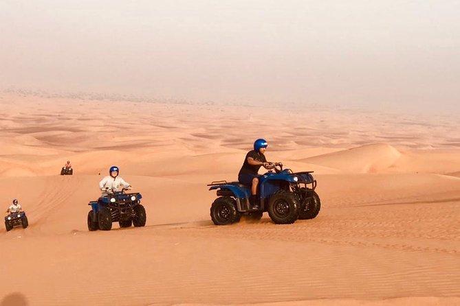 Quad Bike, Camel Caravan & VIP Dinner with Oriental Show