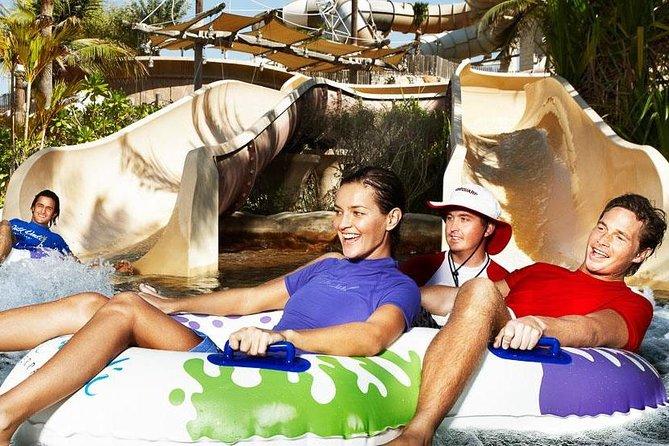 Dubai Wild Wadi Water Park with Sharing Transport