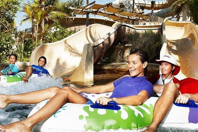 Dubai Wild Wadi Water Park with Private Transport