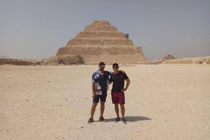 Day Tour to Memphis and Dahshur with Egyptian Lunch from Cairo photo 1