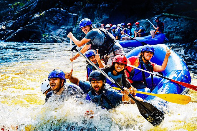 Kitulgala White Water Rafting & Adventures from Colombo
