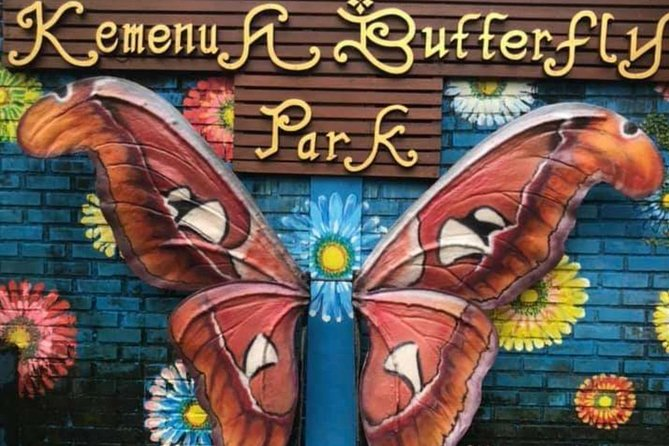 Admission Ticket: Kemenuh Butterfly Park