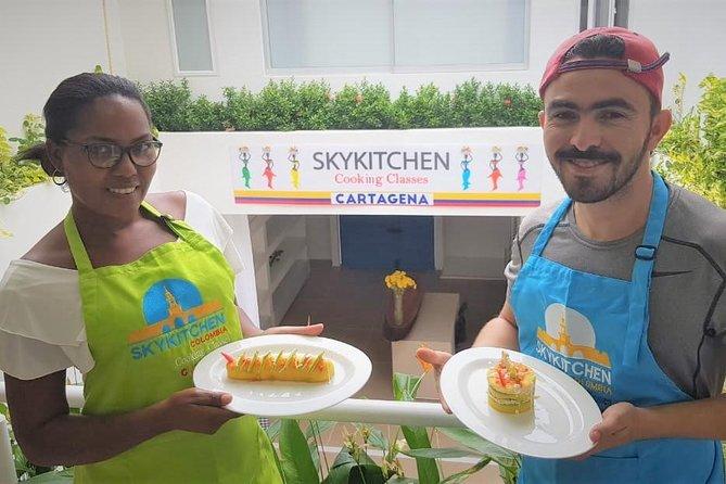 SkyKitchen 4 Course Cooking Class