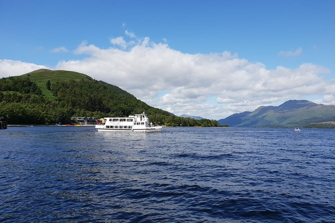 Kelpies, Loch Lomond and Stirling Castle, Small Group Day Tour from Edinburgh
