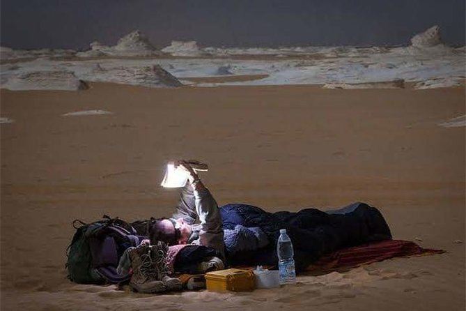 2 Days tour to White Desert and Bahariya Oasis