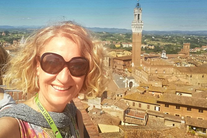 Siena Private tour with licensed Tour Guide