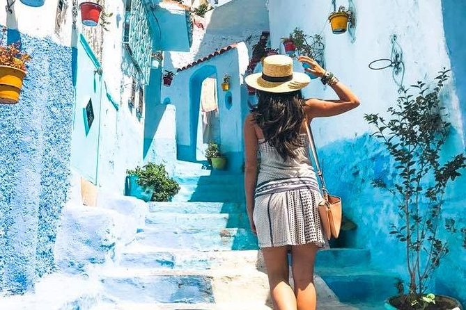 Chefchaouen and Tangier Full-Day Excursion