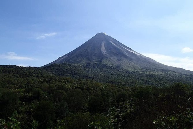 Arenal Combo Tours: Volcano & Waterfall