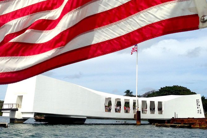 Visit the Arizona Memorial and USS Bowfin at Pearl Harbor with a Veteran