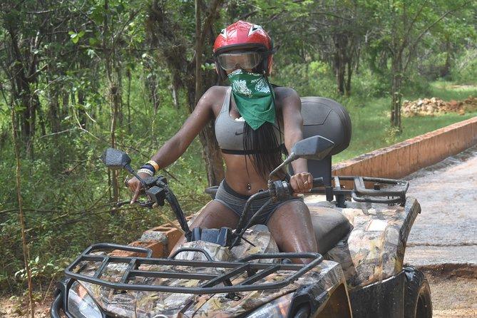 ATV + Safari Adventure Tour from Negril