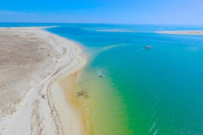 Ria Formosa & Ilhas: Half-Day Tour w / Snorkeling