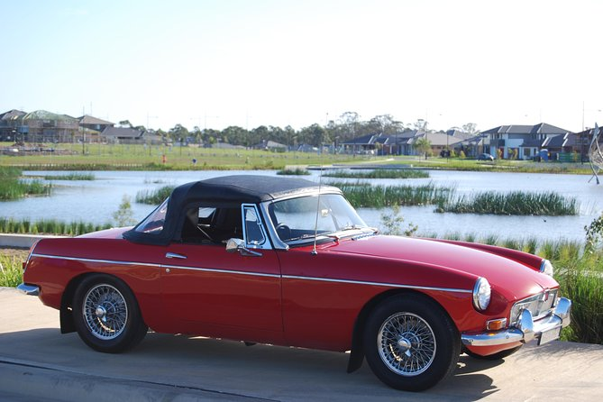 Full day vintage MG driving experience