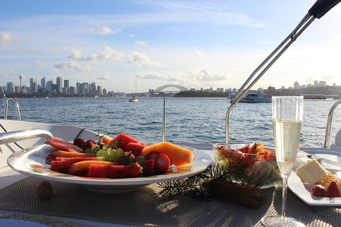 Sydney Harbour Beaches Lunch Cruise