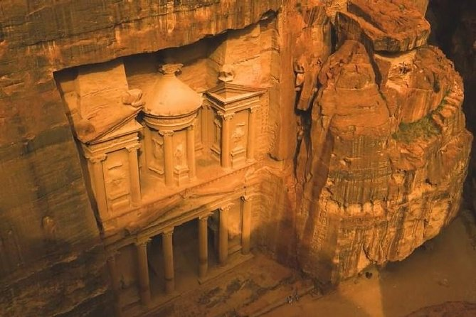 Petra, Wadi Rum, Dead Sea in 2 Days from Amman includes everything!