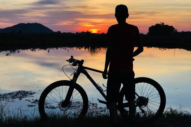 Private Sunrise Angkor Cycling Tour