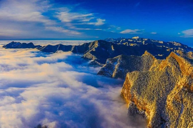 Yinchuan Private Day Trip to Helan Mountain Suyukou National Forest Park
