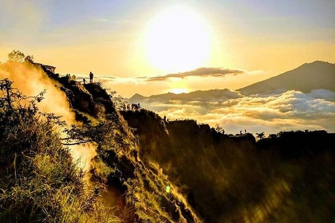 All Inclusive: Bali Mount Batur Trekking And Natural Hot Springs