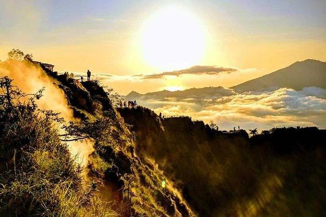 All Inclusive: Bali Mount Batur Trekking And Natural Hot Springs