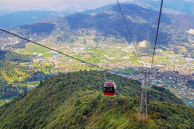 Kathmandu Chandragiri Cable Car Ride Day Trip With Local Guide