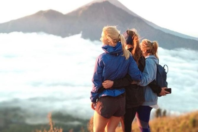 All Inclusive Private Mount Batur Sunrise Trekking And Natural Hot Springs