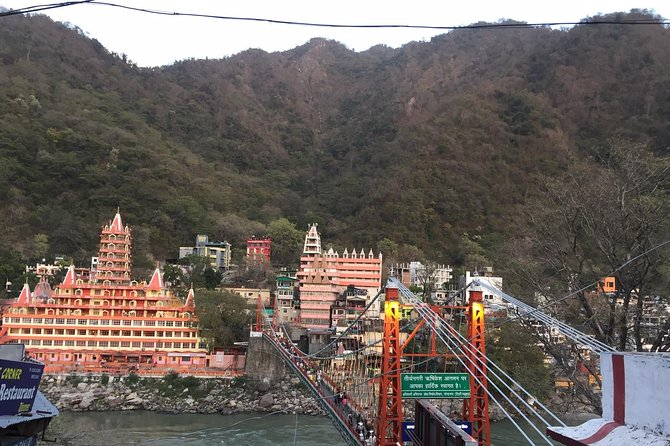 Day tour Haridwar Rishikesh Ganges