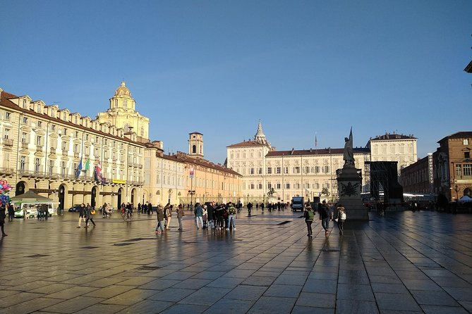 Turin Highlights Small-Group Walking Tour for Kids & Families with Local Guide
