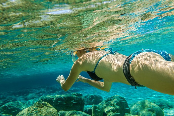 Bali Blue Lagoon Snorkeling Experience