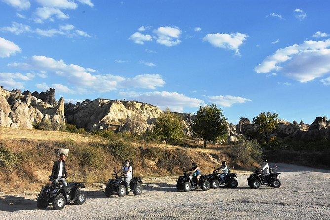 ATV (quad bike) tours 2 hours sunset Cappadocia