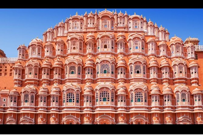 2-Day Private Jaipur Overnight Tour from Delhi - All Inclusive photo 1