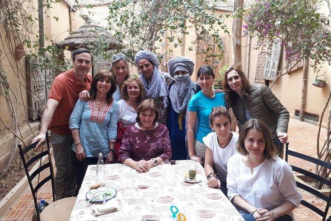 Fes Desert Marrakech 3days Tour