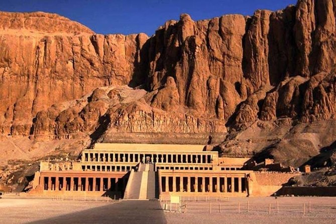 2 Persons VIP Trip to Luxor. Private transport and Private guide.