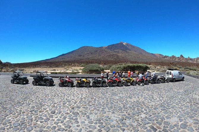 Buggy Trip Volcano Teide By Day in TEIDE NATIONAL PARK photo 4