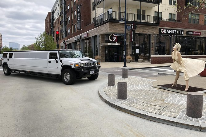 Private & Customized Hummer Limo Private TOur of Washington DC