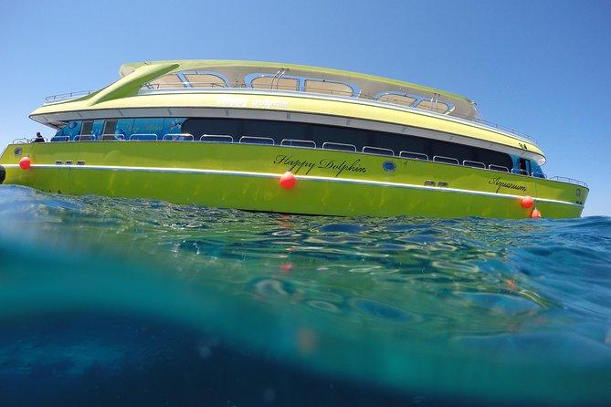 Happy Dolphin Half Submarine Snorkel Sea - Excursion - Hurghada