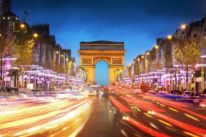 Paris By Night - Vision Tour - Private Trip photo 15